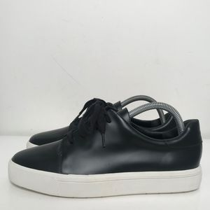 Vince Bale Leather Sneakers